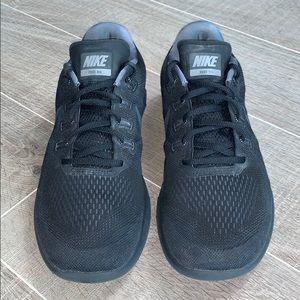 Nike Free RN Black Anthracite Mens Size 11.5